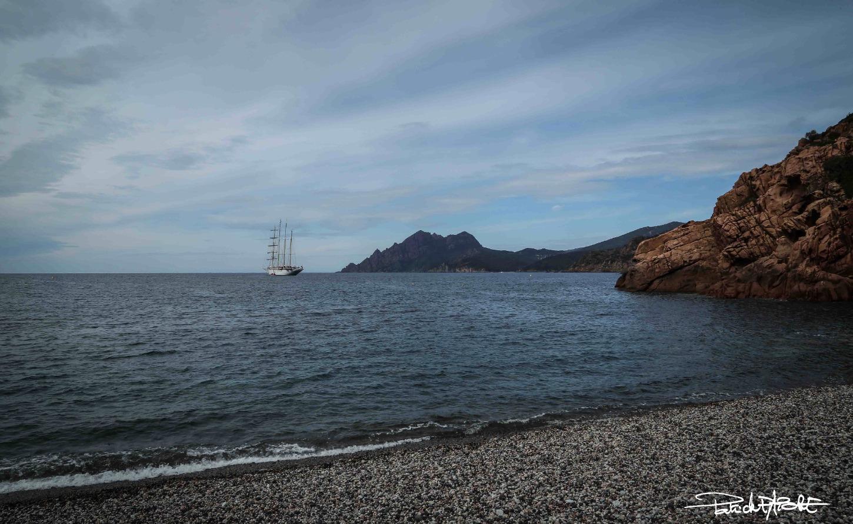 Stage photo et aquarelle en Corse mené par Jacqueline Dumas et Patrick Fabre.