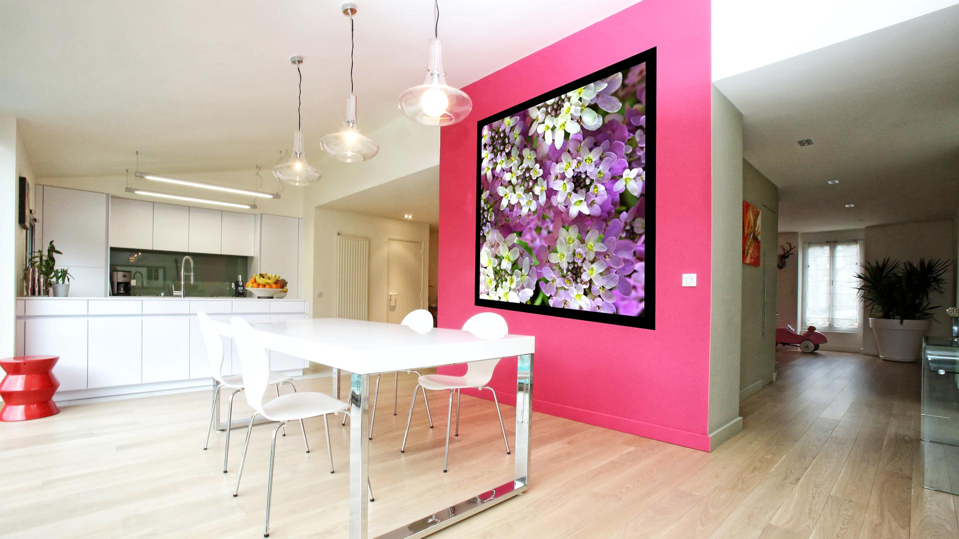 Photo decoration interieure meilleures images d for Modele de decoration interieure maison